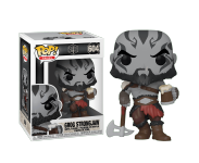 Grog Strongjaw Vox Machine (preorder WALLKY) из шоу Critical Role, Dungeons and Dragons 604