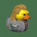 Уточка для ванной Ульфрик Буревестник (Ulfric Stormcloak TUBBZ Cosplaying Duck Collectible) из игры Скайрим
