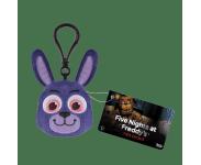 Bonnie The Rabbit Plush Keychain из игры Five Nights at Freddy's