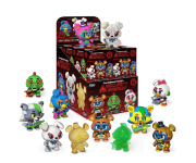 FNAF Security Breach Blind Box Mystery Minis (PREORDER END-MAY) из игры Five Nights at Freddy's