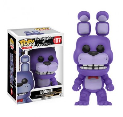 Bonnie из игры Five Nights at Freddy's