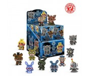 FNAF: Sister Location box mystery minis из игры Five Nights at Freddy's: Sister Location