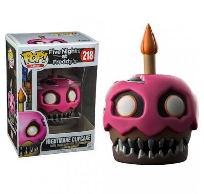Фигурка Кекс Кошмарный (Cupcake Nightmare (Эксклюзив)) Фанко ПОП из игры Five Nights at Freddy