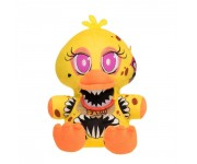 Chica Plush из книги Five Nights at Freddy's: The Twisted Ones