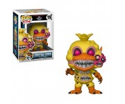 Chica Twisted из книги Five Nights at Freddy's: The Twisted Ones
