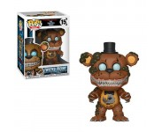 Freddy Twisted из книги Five Nights at Freddy's: The Twisted Ones