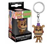 Freddy Rockstar Keychain из игры Freddy Fazbear's Pizzeria Simulator