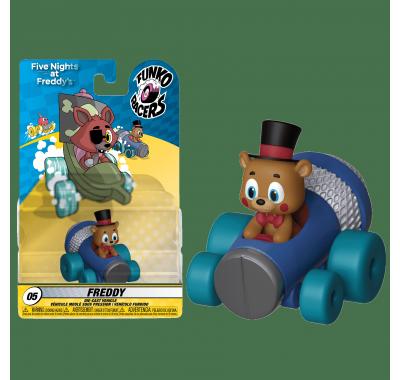 Фредди Веселый на машинке (Funtime Freddy Racer) из игры Пять Ночей с Фредди