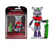 Roxanne Wolf Action Figure из игры Five Nights at Freddy's