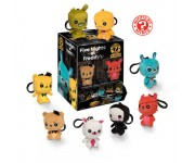 FNAF blindbags Plush Keychain из игры Five Nights at Freddys