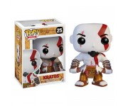 Kratos из игры God of War