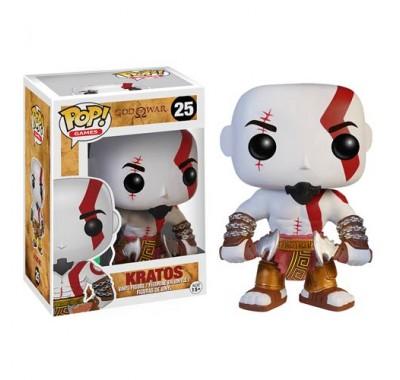 Кратос (Kratos) из игры Бог войны