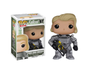Power Armor Female Unmasked (Эксклюзив) (preorder WALLKY P) из игры Fallout