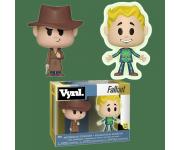Adamantium and Stranger GitD Vynl. из игры Fallout
