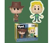 Adamantium and Stranger GitD Vynl. (SALE) из игры Fallout