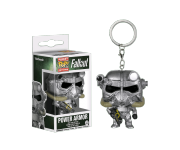 Power Armor Keychain из игры Fallout