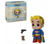 Vault Boy Toughness 5 star из игры Fallout
