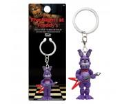 Bonnie keychain из игры Five Nights at Freddy's