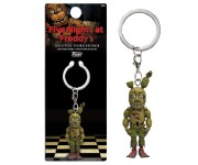 Springtrap keychain из игры Five Nights at Freddy's