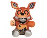 Foxy Plush из книги Five Nights at Freddy's: The Twisted Ones