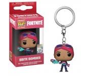 Brite Bomber keychain из игры Fortnite