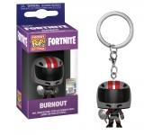 Burnout keychain из игры Fortnite