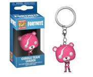 Cuddle Team Leader keychain из игры Fortnite