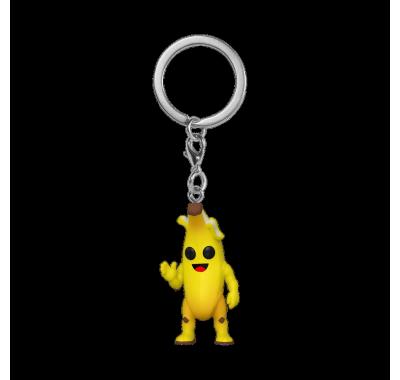 Банан брелок (Peely Keychain) из игры Фортнайт