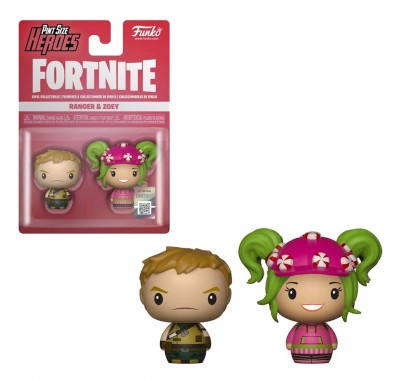 Рейнджер и Марципанка пинт сайз (Ranger and Zoey Pint Size Hero 2-pack) из игры Фортнайт