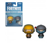 Raptor and Elite Agent Pint Size Hero 2-pack из игры Fortnite