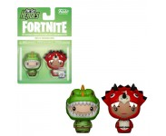 Rex and Tricera Ops Pint Size Hero 2-pack из игры Fortnite