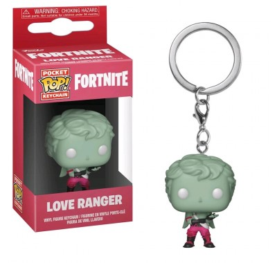 Рейнджер Любви брелок (Love Ranger keychain) из игры Фортнайт