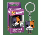 Meowscles Keychain из игры Fortnite