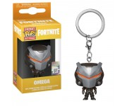 Omega keychain из игры Fortnite