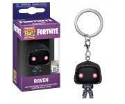 Raven keychain из игры Fortnite