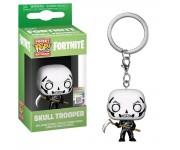 Skull Trooper keychain из игры Fortnite