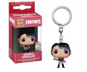 Sparkle Specialist keychain из игры Fortnite