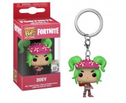 Zoey keychain из игры Fortnite