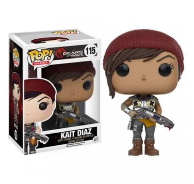 Kait Diaz Armored (preorder WALLKY) из игры Gears of War