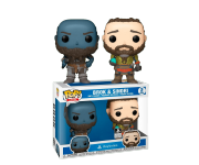 Brok and Sindri 2-pack (Эксклюзив Gamestop) из игры God of War