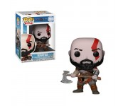 Kratos with Axe из игры God of War