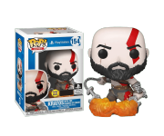 Kratos with Blades of Chaos GitD (Эксклюзив Gamestop) из игры God of War