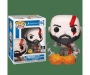 Kratos with Blades of Chaos GitD со стикером (Эксклюзив Gamestop) из игры God of War