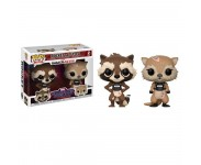 Rocket and Lylla 2-pack из игры Guardians of the Galaxy: The Telltale Series