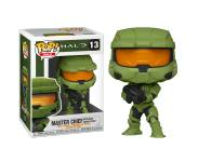 Master Chief with MA40 Assault Rifle (Preorder ZSS) из игры Halo Infinite