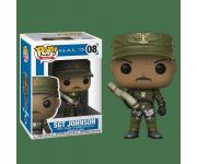 Sgt. Johnson из игры Halo