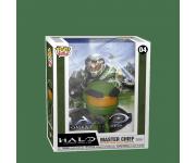 Master Chief Games Cover (Эксклюзив GameStop) из игры Halo: Combat Evolved 04