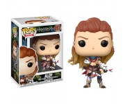Aloy из игры Horizon Zero Dawn