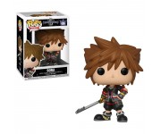 Sora из игры Kingdom Hearts III