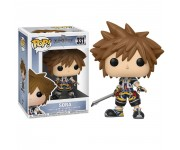 Sora из игры Kingdom Hearts
